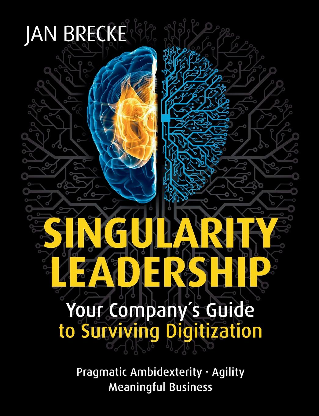 Jan Brecke Singularity Leadership. Your Company.s Guide to Surviving Digitization boris shulitski the ideological foundations of technological singularity