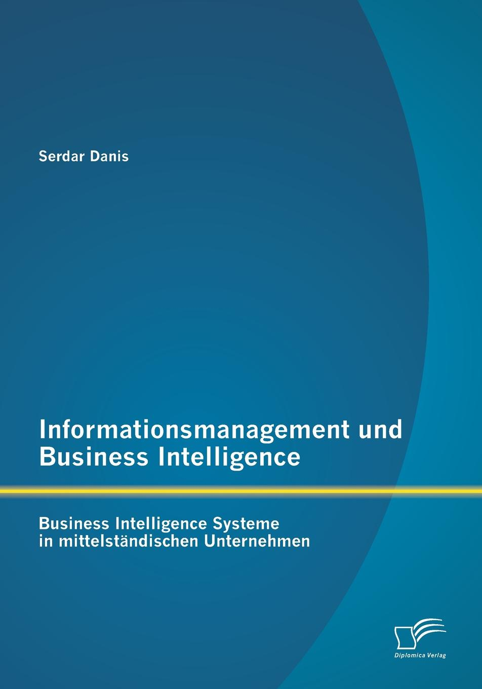 Serdar Danis Informationsmanagement Und Business Intelligence. Business Intelligence Systeme in Mittelstandischen Unternehmen vicki sauter l decision support systems for business intelligence