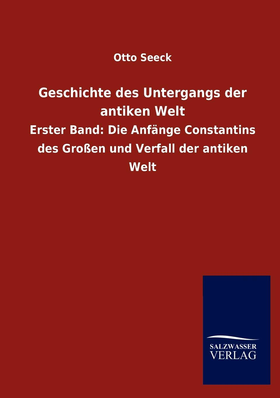 Otto Seeck Geschichte des Untergangs der antiken Welt otto krisch tagebuch des nordpolarfahrers otto krisch