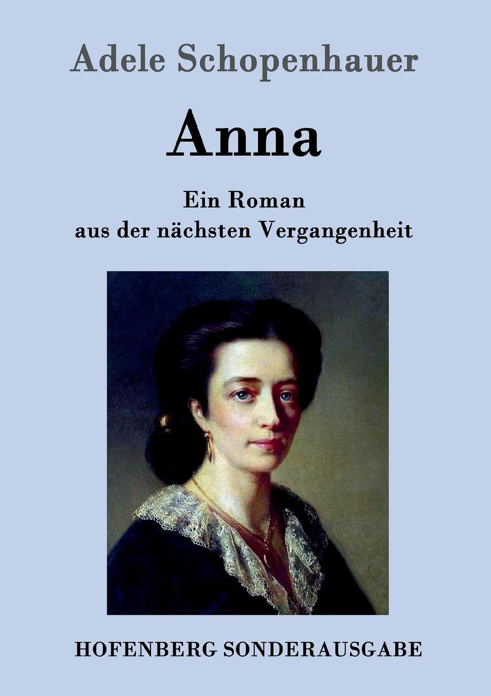 Adele Schopenhauer Anna thomas whittaker schopenhauer
