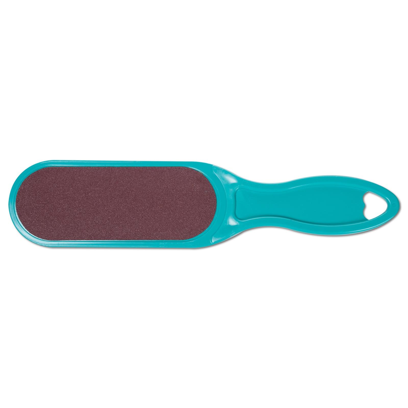 Терка педикюрная Domix Green Professional 385715 абразивная педикюрная двусторонняя с пластиковой ручкой. domix крем скраб с серебром dgp 500мл