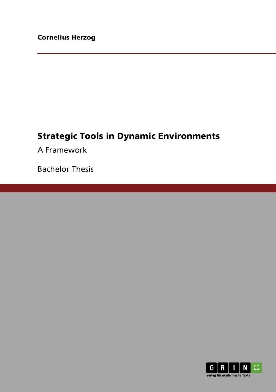 Cornelius Herzog Strategic Tools in Dynamic Environments rajput nitendra speech in mobile and pervasive environments