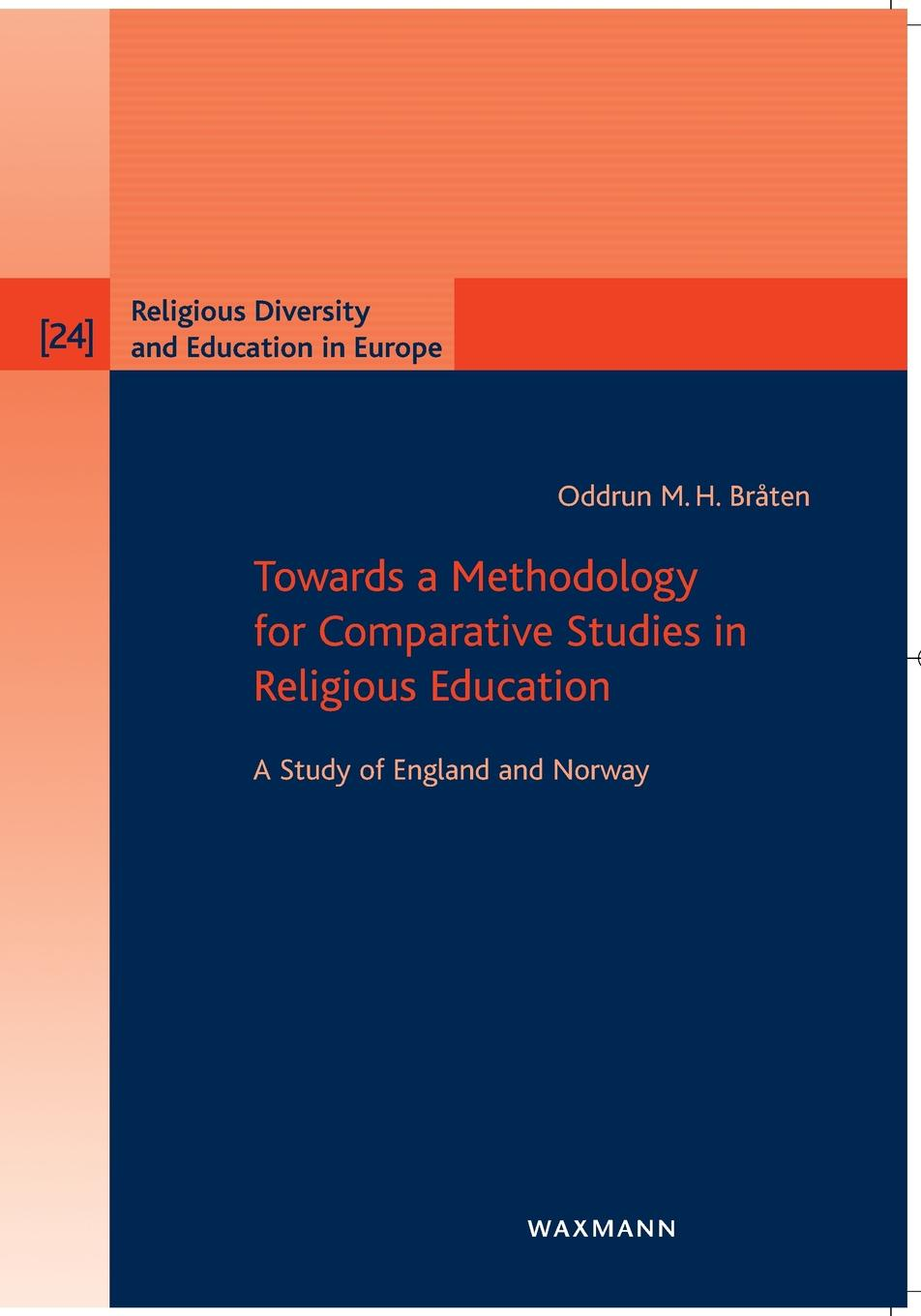 Oddrun M. H. Bråten Towards a Methodology for Comparative Studies in Religious Education retroversion in religious processes