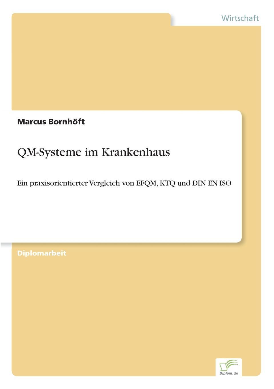 Marcus Bornhöft QM-Systeme im Krankenhaus