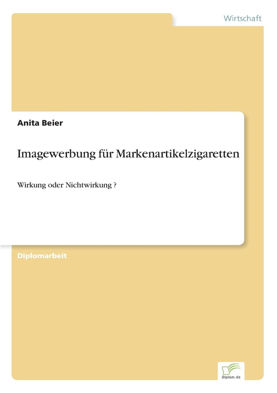 Anita Beier Imagewerbung fur Markenartikelzigaretten philip morris international