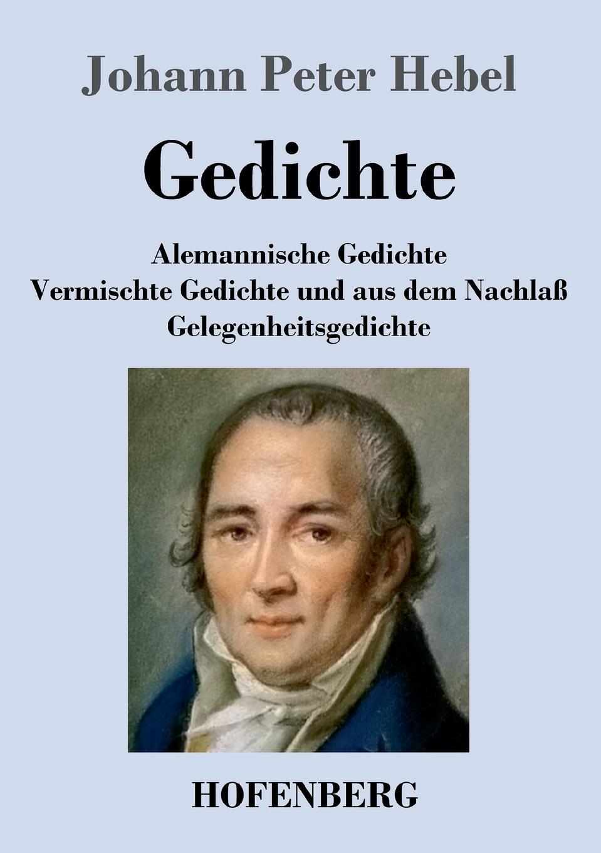 Johann Peter Hebel Gedichte цены