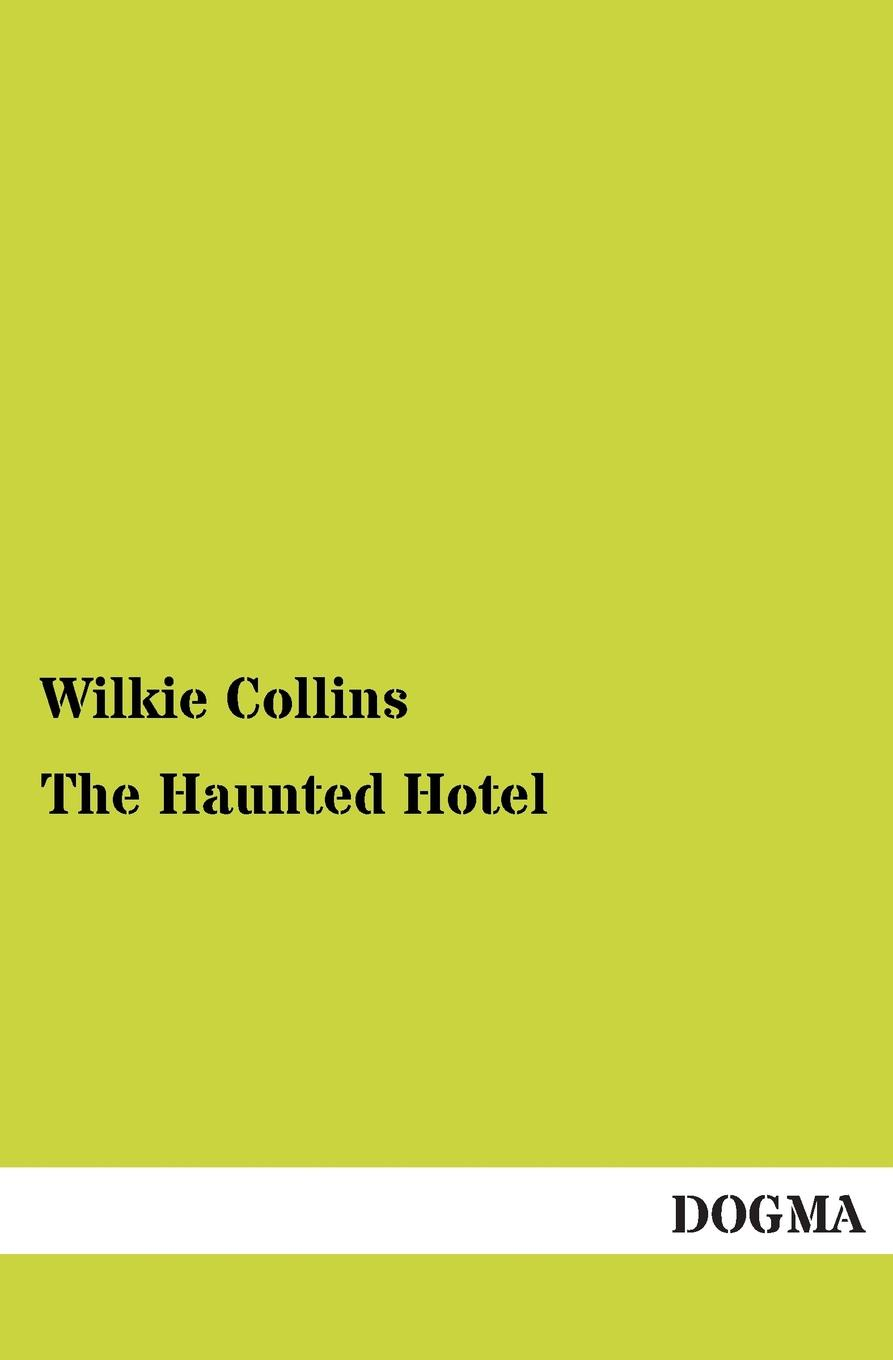 Wilkie Collins The Haunted Hotel terror female ghost gloves black white pair