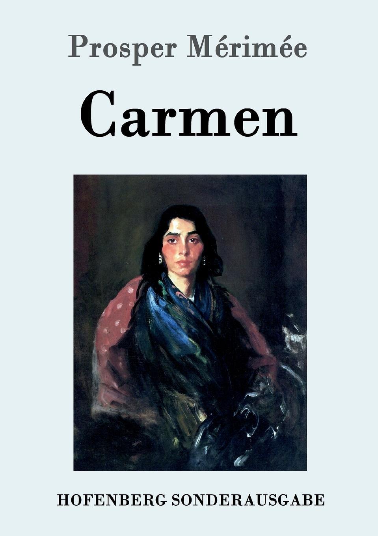 Prosper Mérimée Carmen цены