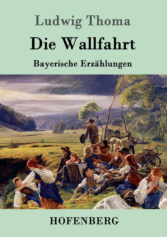 Ludwig Thoma Die Wallfahrt ludwig thoma die sau page 4 page 3