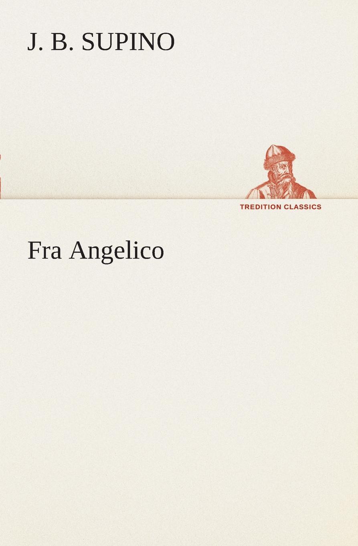 J. B. Supino Fra Angelico b shelves