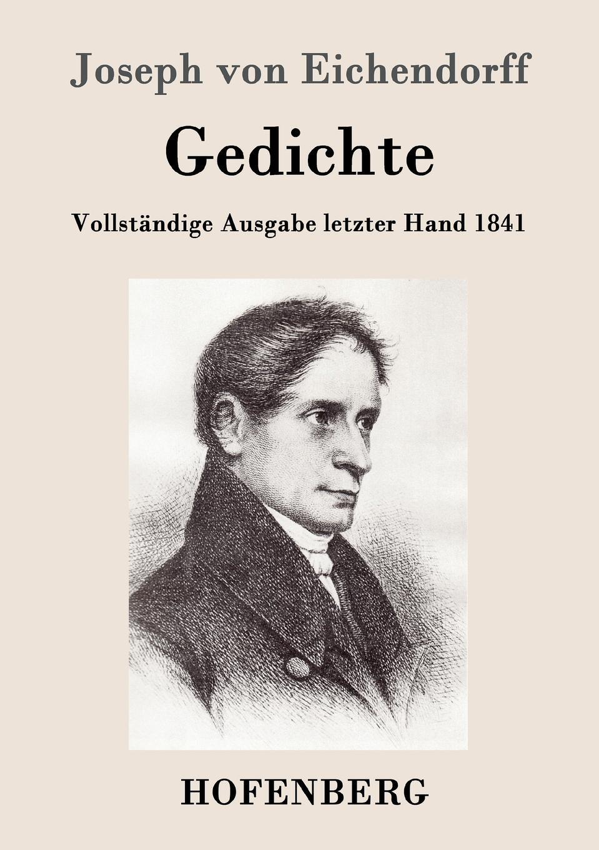 Joseph von Eichendorff Gedichte цены