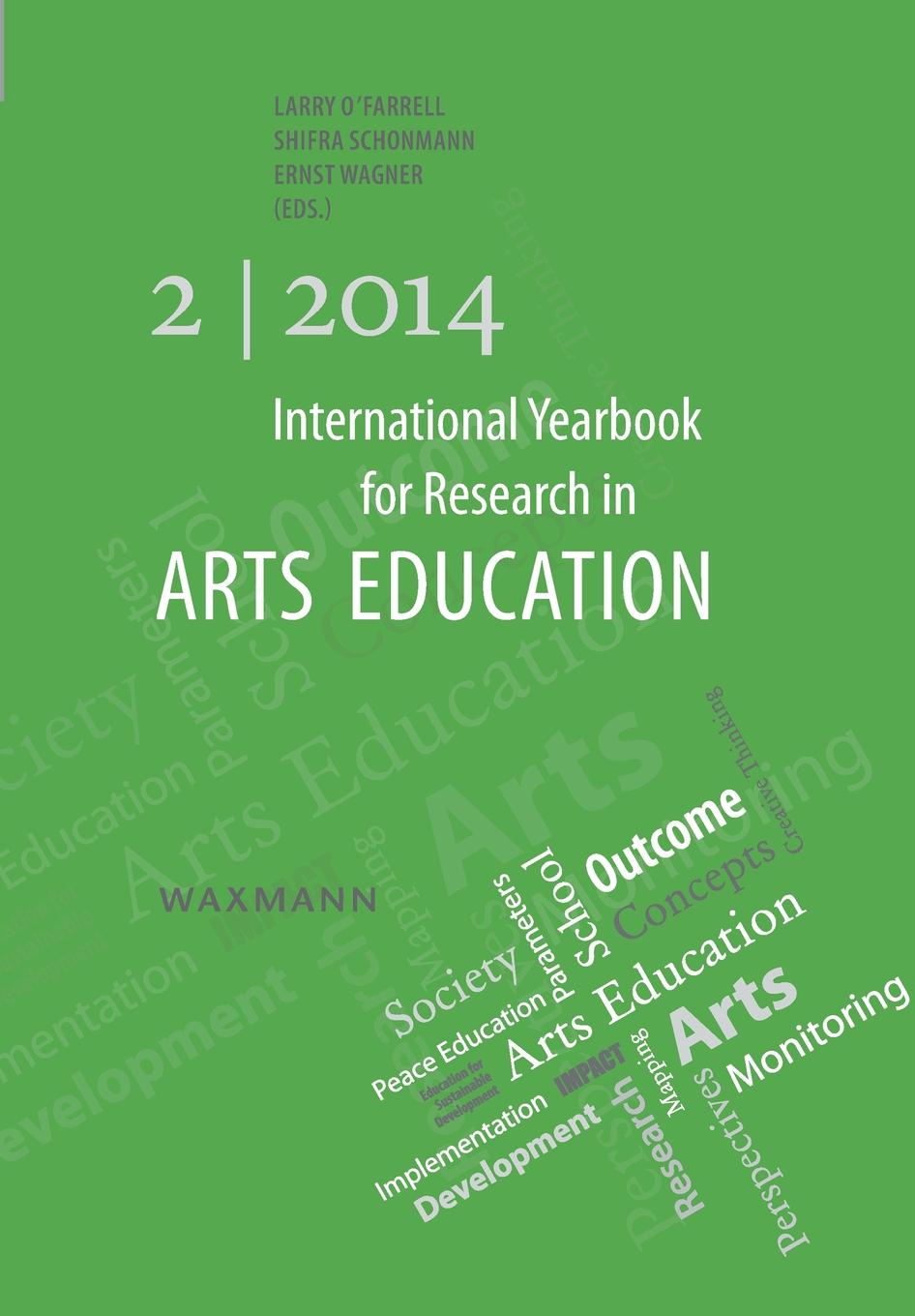International Yearbook for Research in Arts Education 2/2014 недорго, оригинальная цена