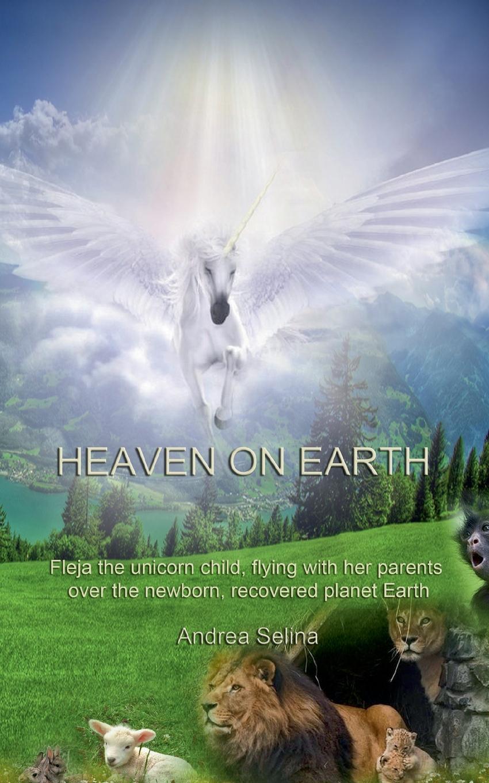 Andrea Selina HEAVEN ON EARTH eucharist and living earth