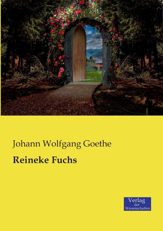 Johann Wolfgang Goethe Reineke Fuchs