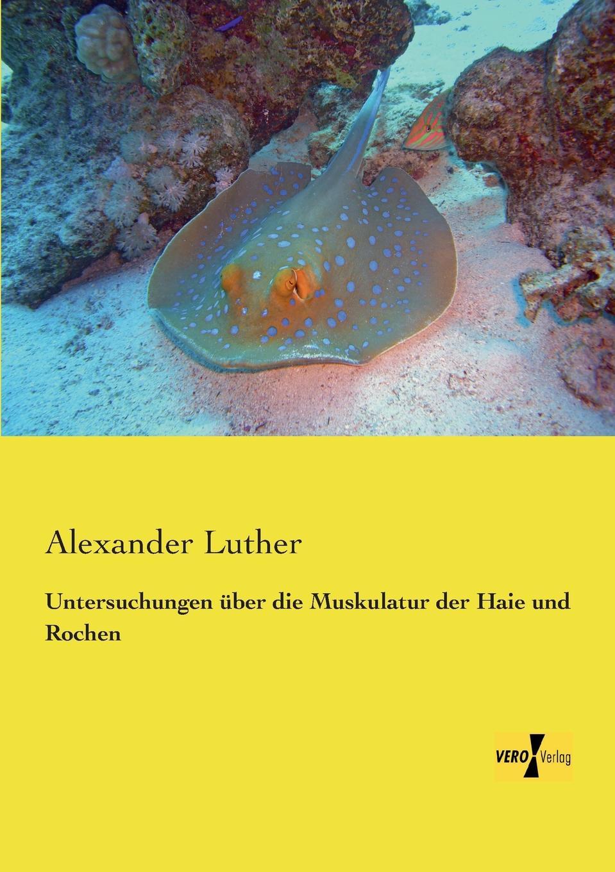 Alexander Luther Untersuchungen Uber Die Muskulatur Der Haie Und Rochen arthur sass die phanerogamen flora oesels und der benachbarten eilande