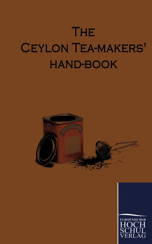 The Ceylon Tea-Makers Hand-Book titanium tea makers camping tea set outdoor tea cup fmp t320