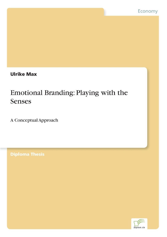 Ulrike Max Emotional Branding. Playing with the Senses brand new original adda ab07005hx07kb00 dc5v 0 40a qat10 notebook fan