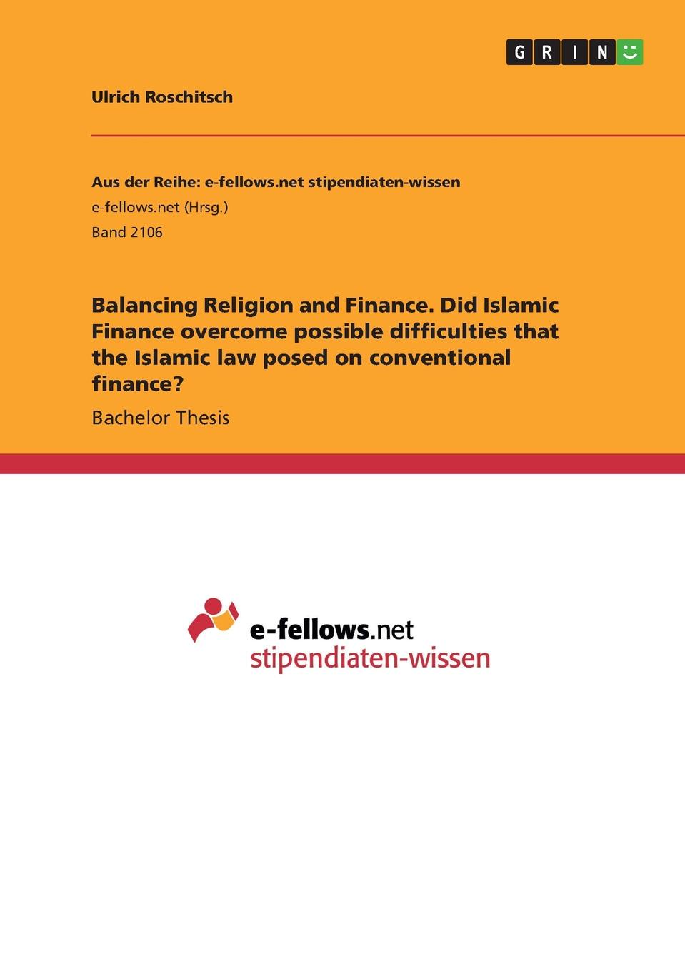 Ulrich Roschitsch Balancing Religion and Finance. Did Islamic Finance overcome possible difficulties that the Islamic law posed on conventional finance. islamic muslim culture surah arabic bismillah allah vinyl stickers