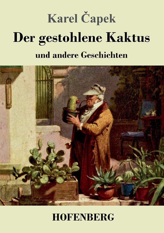 цена Karel Čapek Der gestohlene Kaktus und andere Geschichten в интернет-магазинах