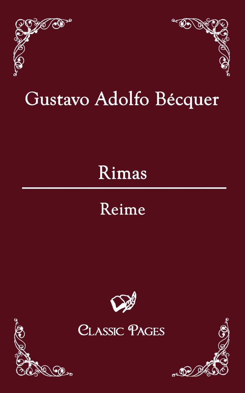 Gustavo Adolfo Bécquer Rimas