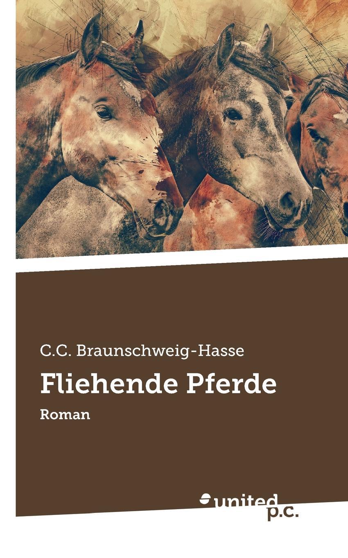 C.C. Braunschweig-Hasse Fliehende Pferde c c braunschweig hasse fliehende pferde
