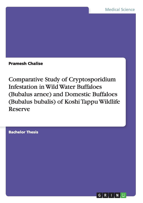 Pramesh Chalise Comparative Study of Cryptosporidium Infestation in Wild Water Buffaloes (Bubalus arnee) and Domestic Buffaloes (Bubalus bubalis) of Koshi Tappu Wildlife Reserve обувь на высокой платформе buffalo london 2013