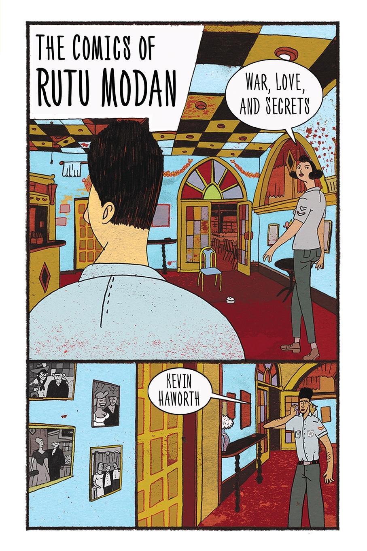 цены на Kevin Haworth Comics of Rutu Modan. War, Love, and Secrets  в интернет-магазинах