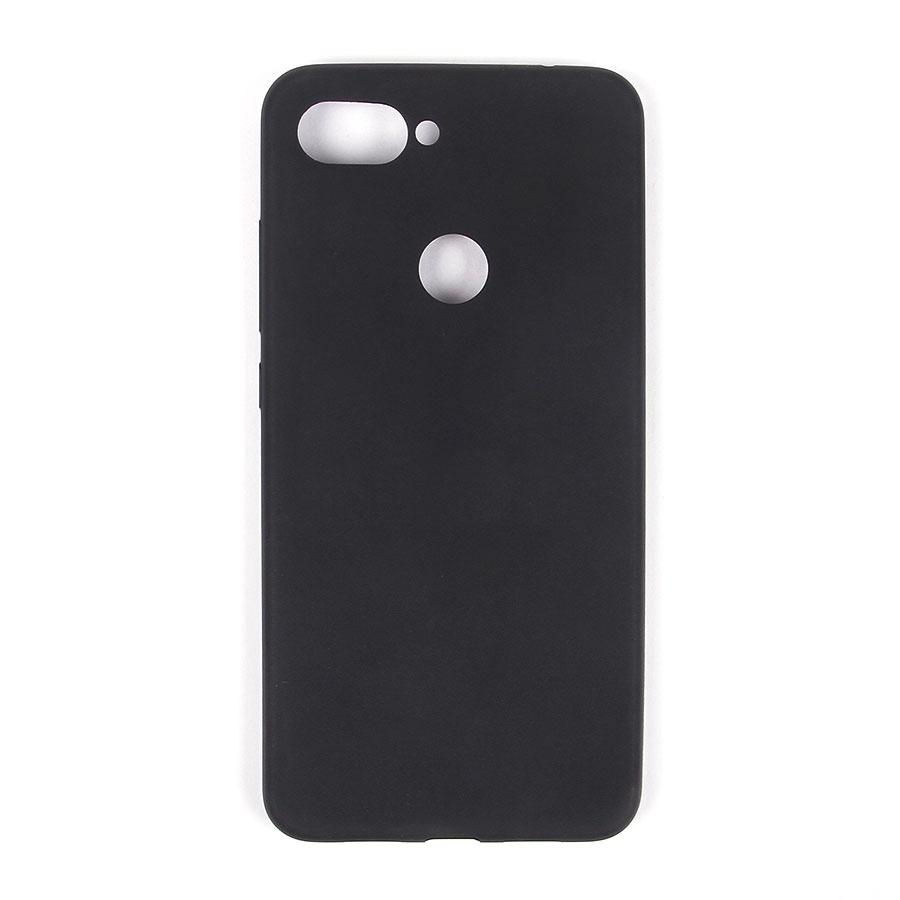 Чехол для сотового телефона ТПУ для Xiaomi Mi8 Lite, черный математическая формула pattern мягкая обложка тонкий тпу резиновый силиконовый гель чехол для xiaomi note2