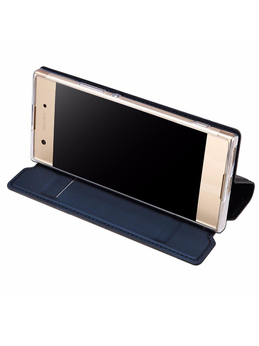 Чехол для сотового телефона DUX DUCIS Sony Xperia 1, синий