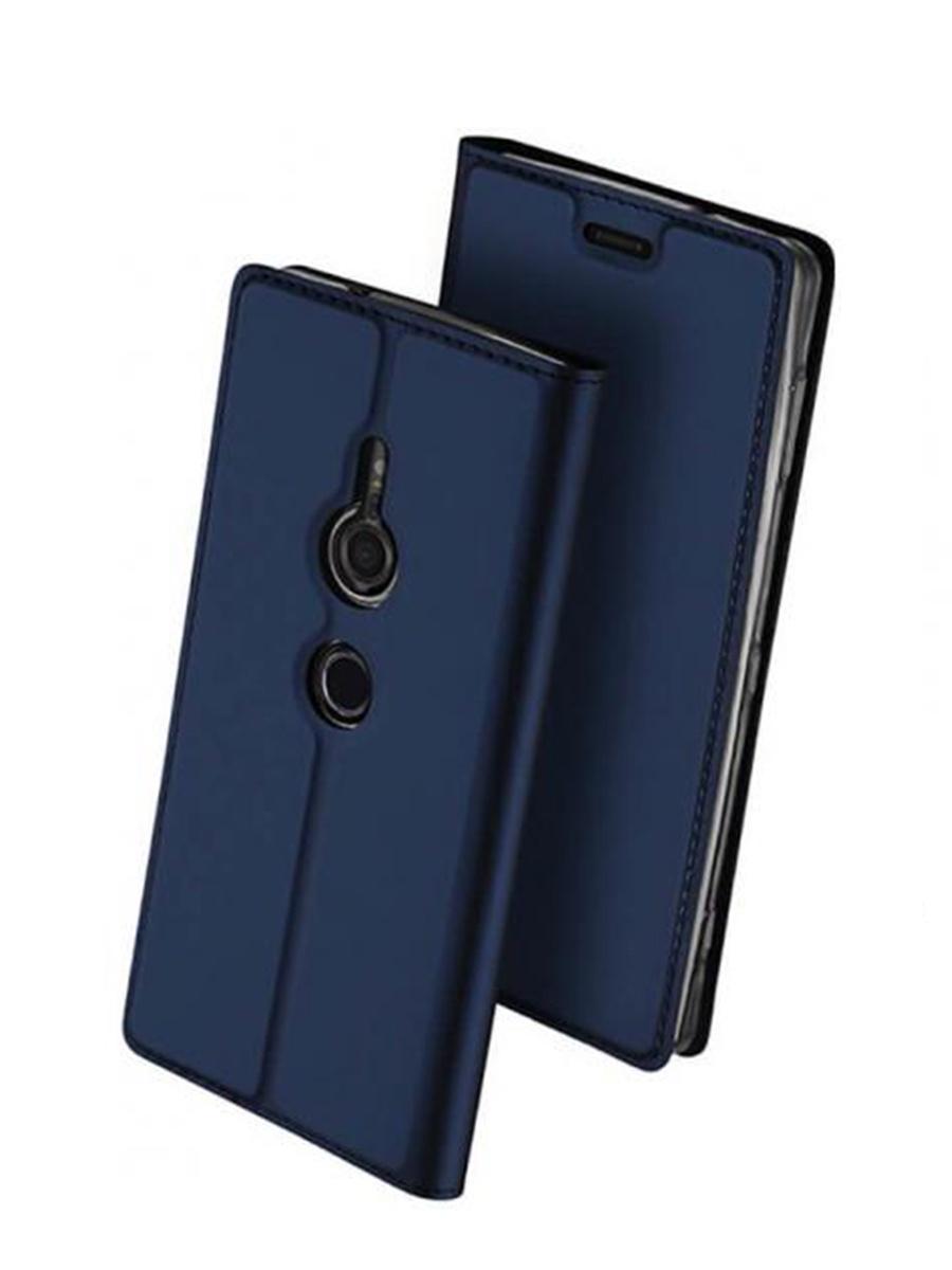 Чехол для сотового телефона DUX DUCIS Sony Xperia XZ3, синий