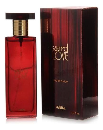 цены на Ajmal Sacred Love 50 мл  в интернет-магазинах