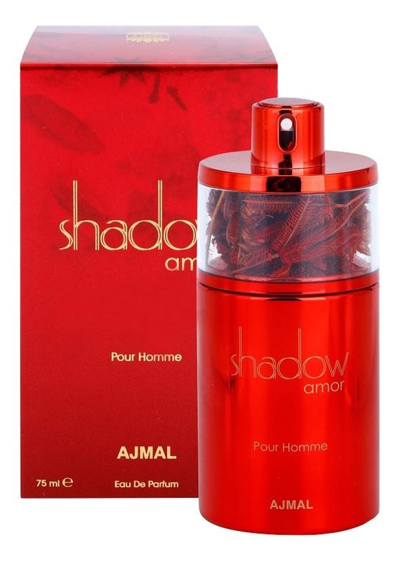 Парфюмерная вода Ajmal Shadow Amor For Him 75 мл ajmal lure for him