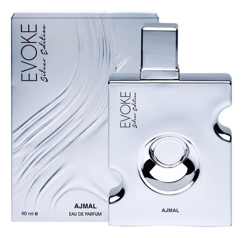 Парфюмерная вода Ajmal Evoke Silver Edition For Him 90 мл ajmal facets for him