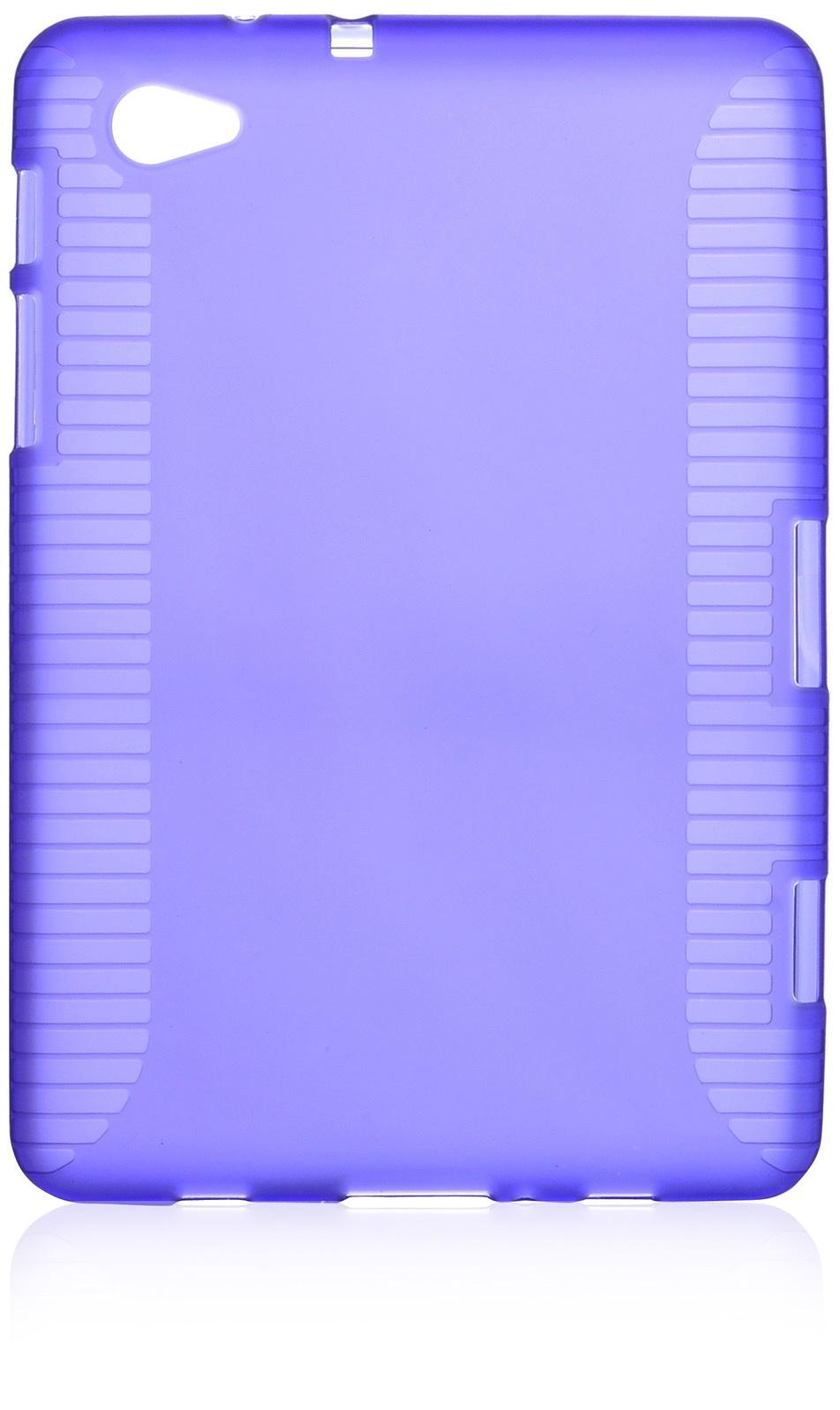 """Чехол для планшета iNeez накладка силикон 340101 для Samsung Tab 7.7"""", фиолетовый"""