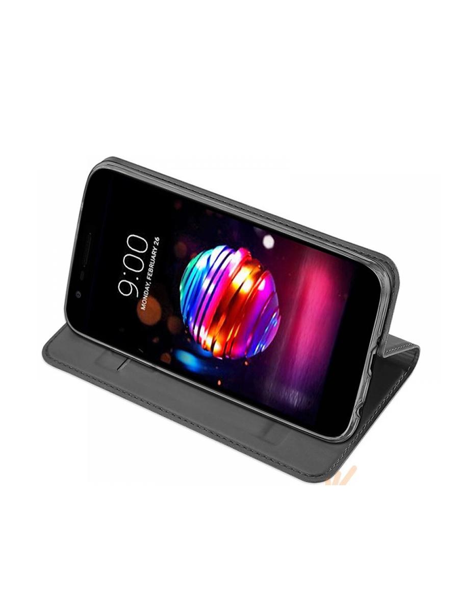 Чехол для сотового телефона DUX DUCIS LG X Power 3/X5/X510, серый