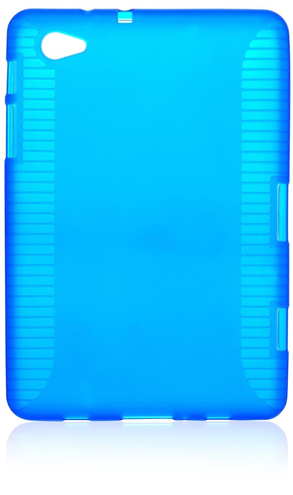 """Чехол для планшета iNeez накладка силикон 340100 для Samsung Tab 7.7"""", синий"""