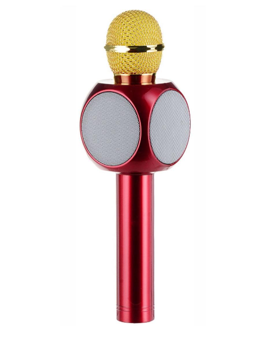 Фото - Микрофон L.A.G. 1816, красный беспроводная bluetooth колонка edifier m33bt