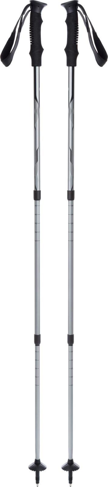 Палки для ходьбы Outventure ex-KE6301 Trekking Poles, EOUOE00602, серебряный outventure стул outventure