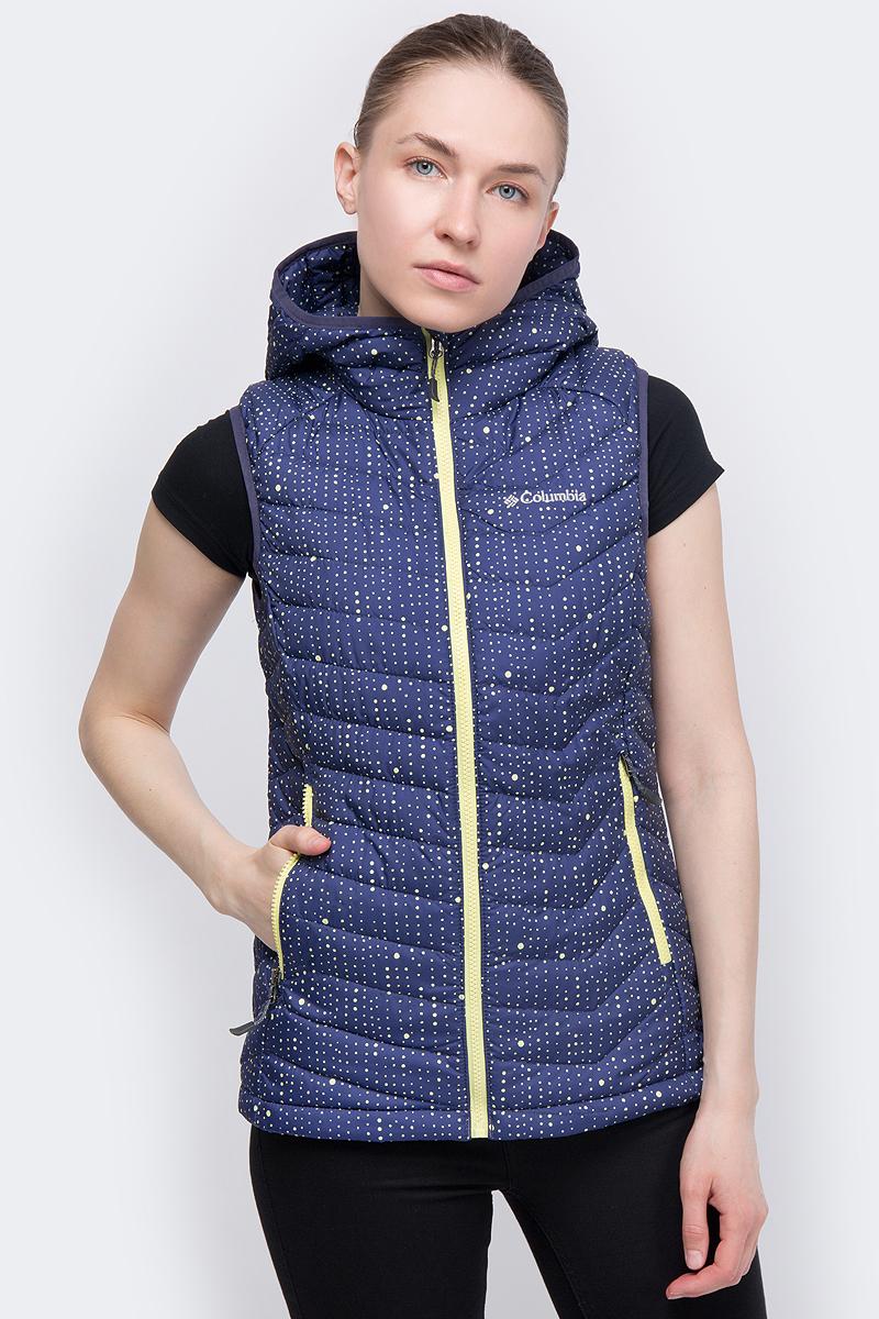 Жилет Columbia плащ женский columbia pardon my trench rain jacket цвет серый 1839841 027 размер xs 42