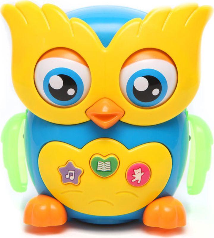 Электронная игрушка Азбукварик Музыкальная сова, 2022 азбукварик электронная музыкальная игрушка курочка ряба