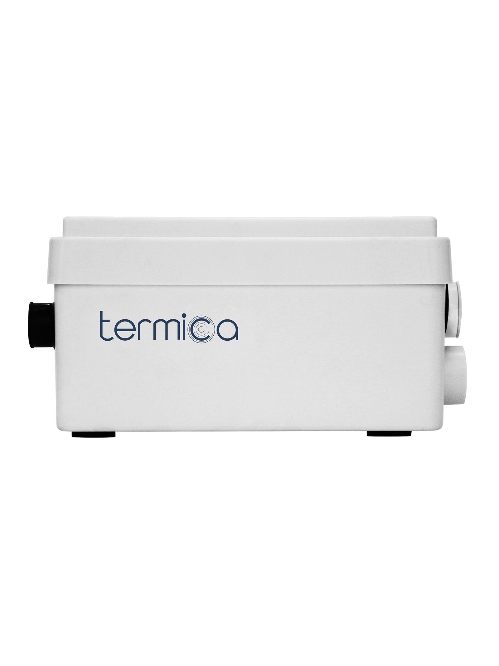 Канализационный насос Termica 84969011, белый насос эцн