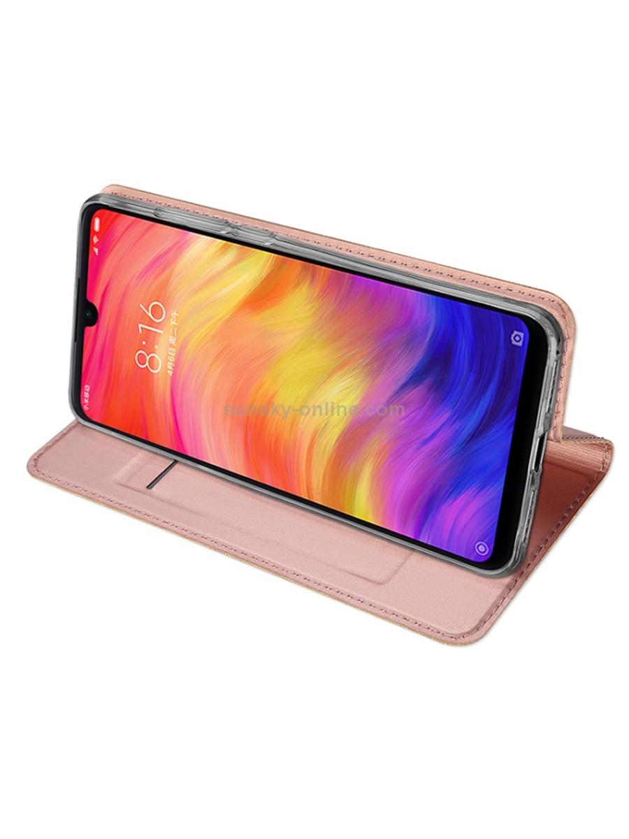 цена на Чехол для сотового телефона DUX DUCIS Xiaomi Redmi Note 7/Note 7 PRO, розовый