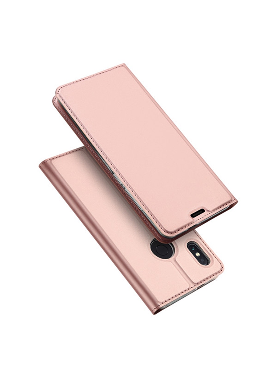 цена на Чехол для сотового телефона DUX DUCIS Xiaomi Redmi Note 5 PRO, розовый