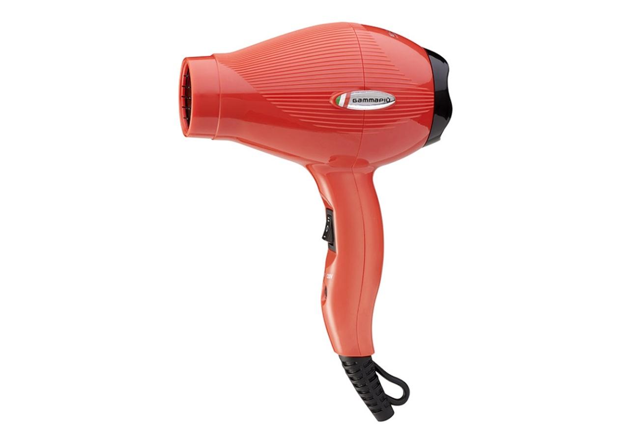 Фото - Фен для волос Gamma Piu E.T.C. Mini, коралловый gamma piu фен e t c mini коралловый 1200w