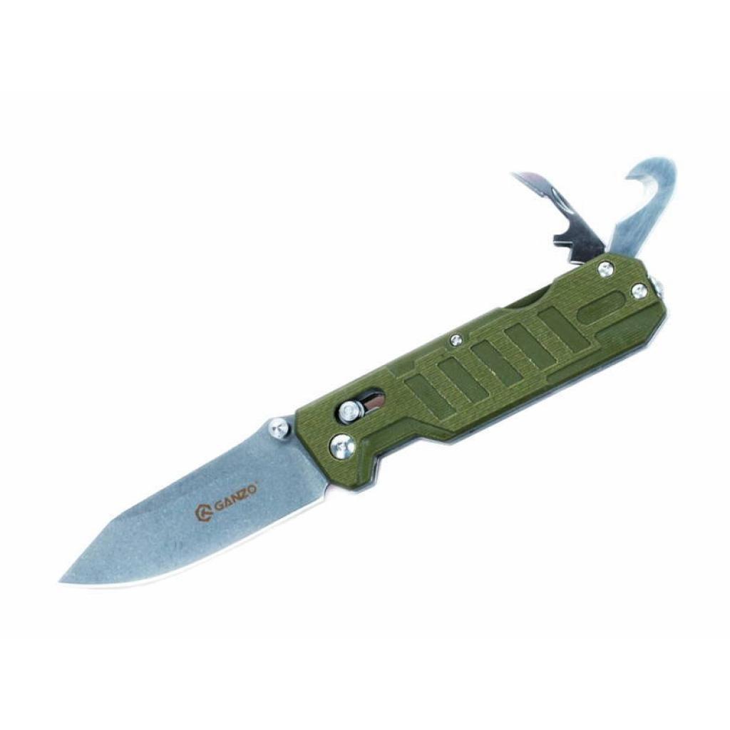 цены Нож туристический Ganzo G735-GR