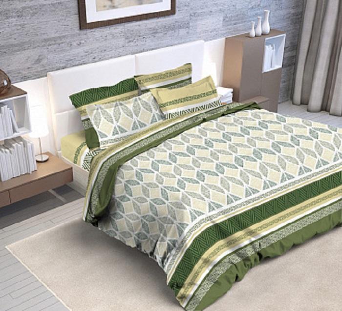 Комплект постельного белья Селтекс 7942-2-евро jiabai матрас постельные принадлежности 100