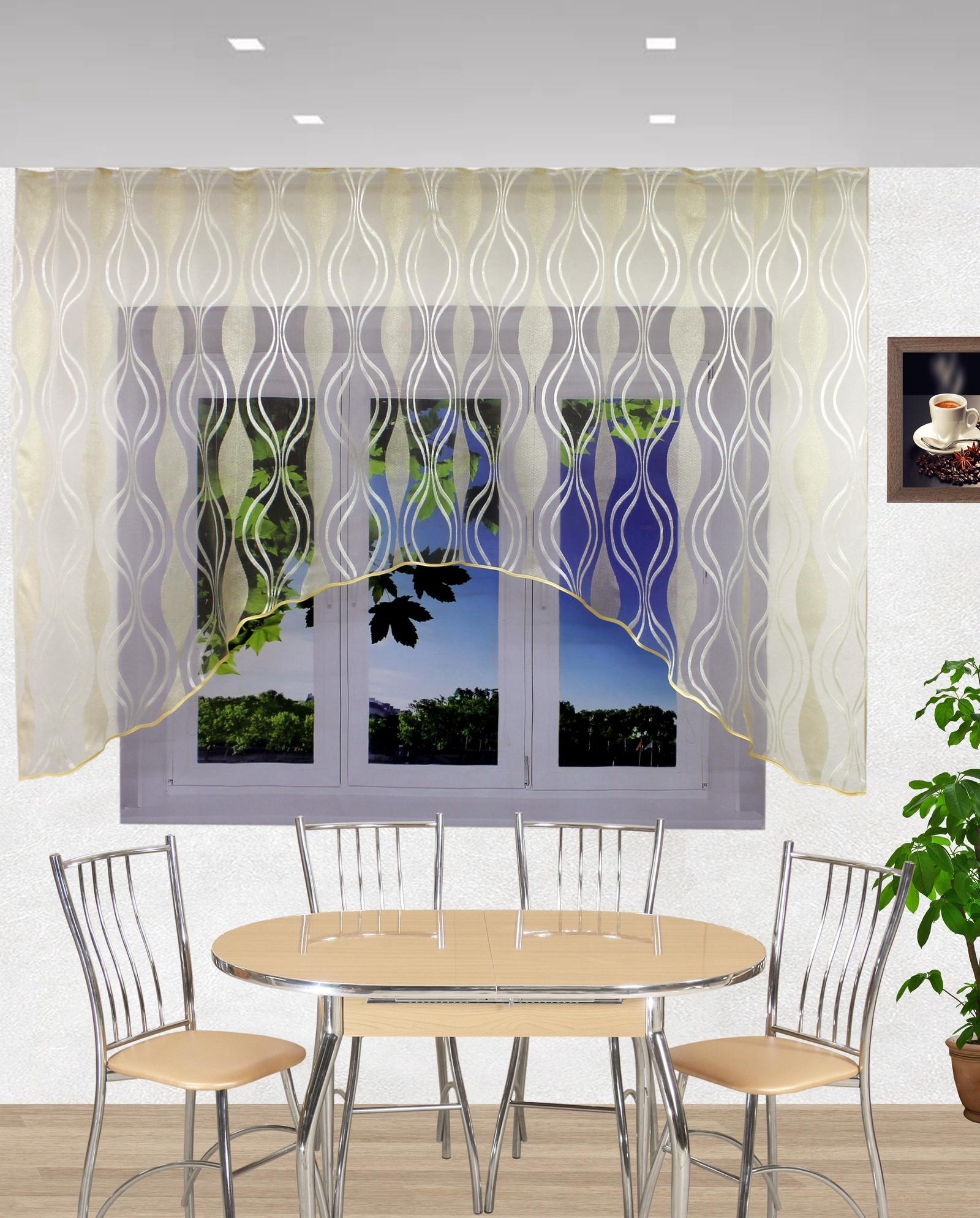 Картинки штор и тюлей только для кухни