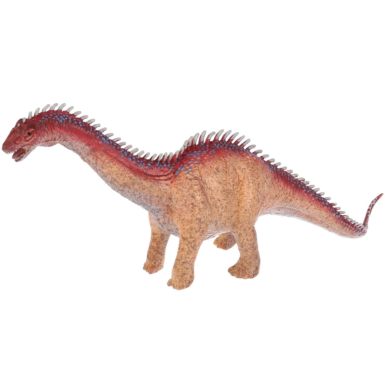 Игрушка из пластизоля Играем вместе 6888-3R играем вместе раскраска по номерам динозавр