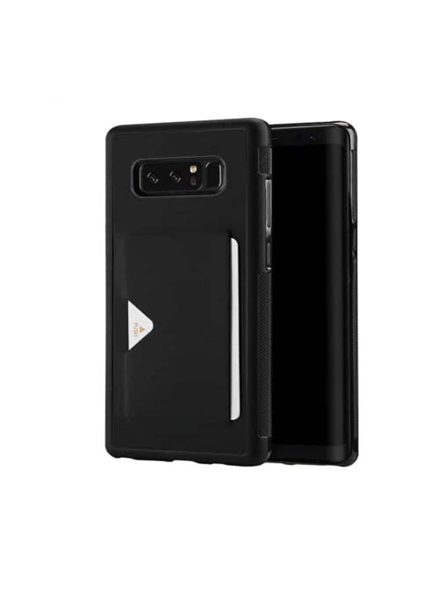 Чехол для сотового телефона DUX DUCIS Samsung Galaxy Note 8, черный чехол для сотового телефона samsung galaxy note 8 clear cover violet ef qn950cvegru