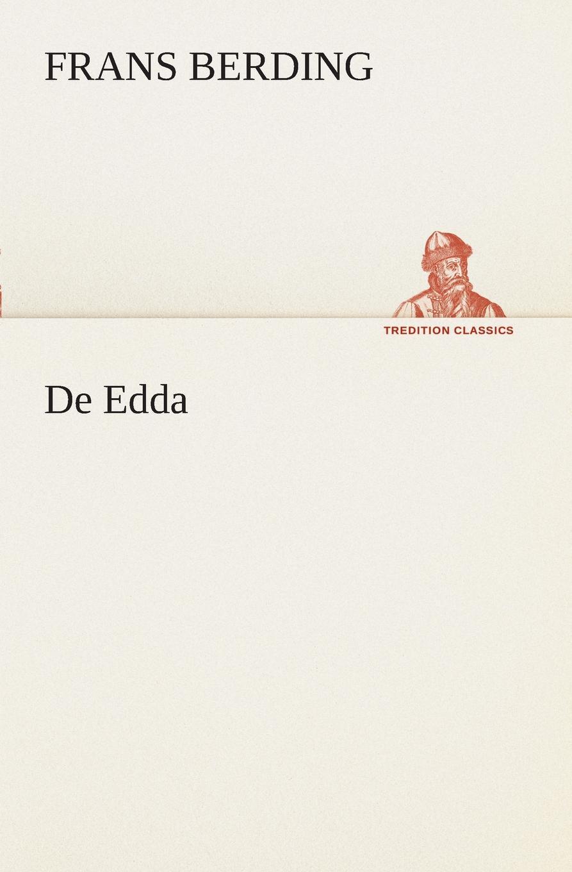 Frans Berding De Edda frans berding de edda